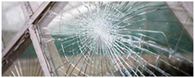 Turnham Green Smashed Glass